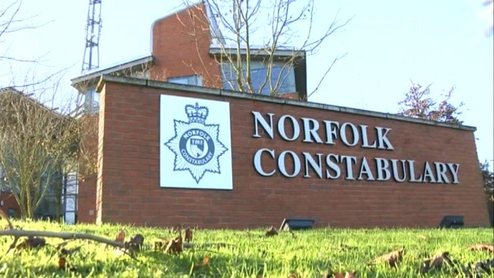 Norfolk Police Hq