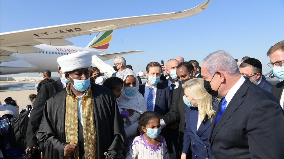 Hundreds of Ethiopian Jews Arrive in Israel in Latest Operation