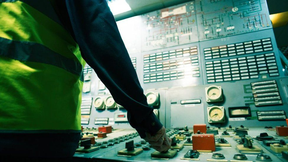 Power station operator
