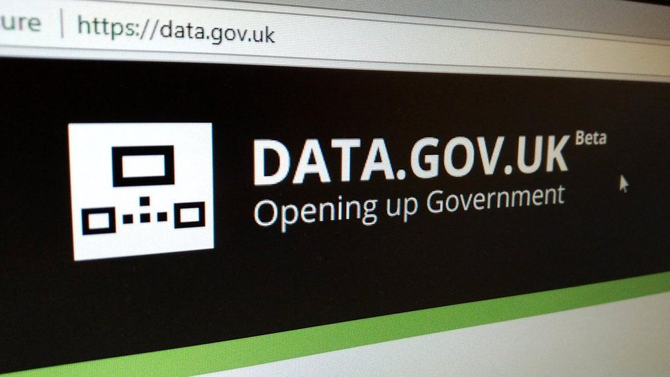 Data.gov.uk website