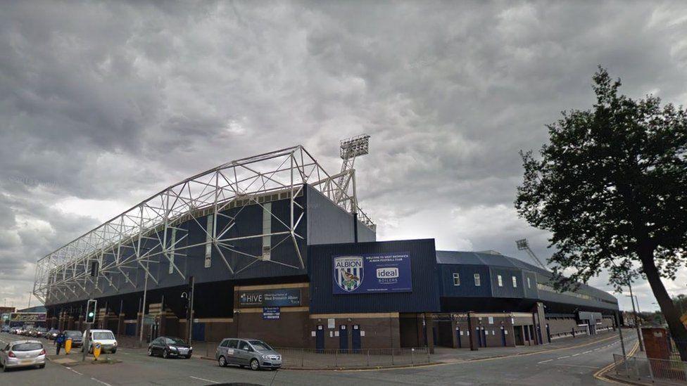The Hawthorns stadium