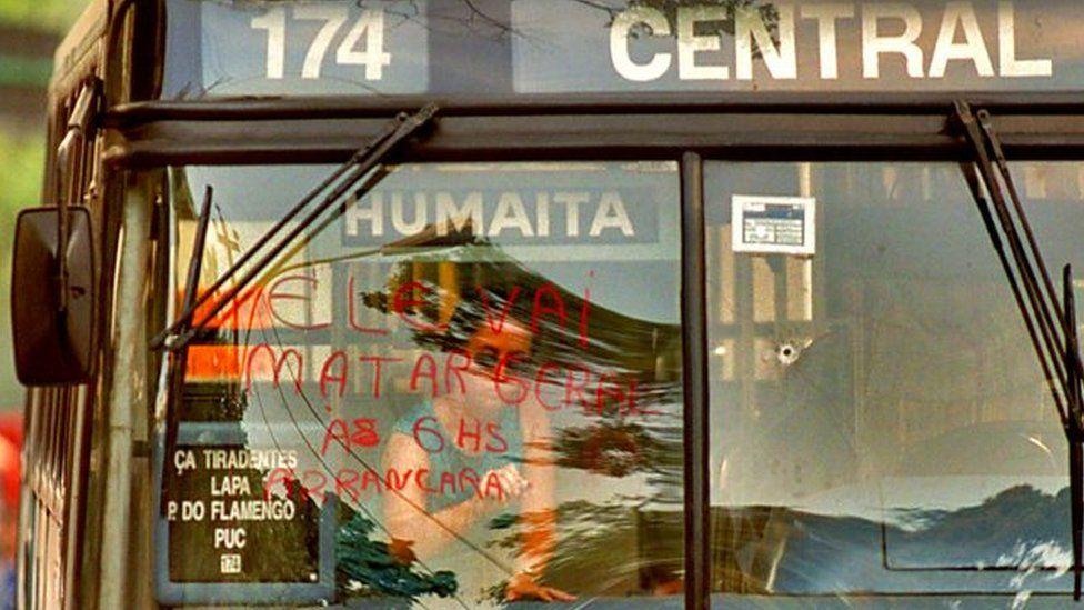 Sequestro traz à tona memória de tragédia do ônibus 174 há 19 anos