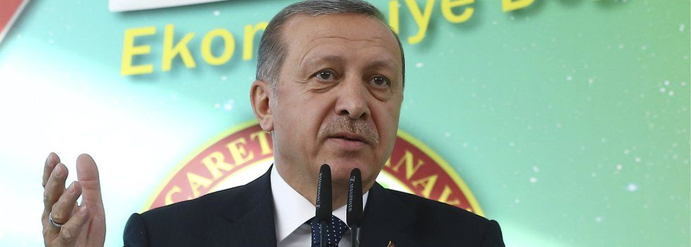 President Erdogan delivers speech in Rize (20 May)