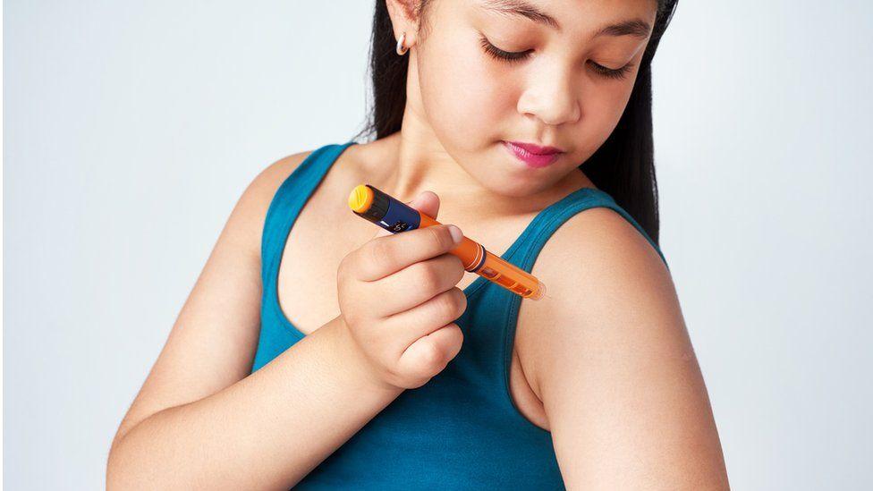 niños síntomas de diabetes tipo 1