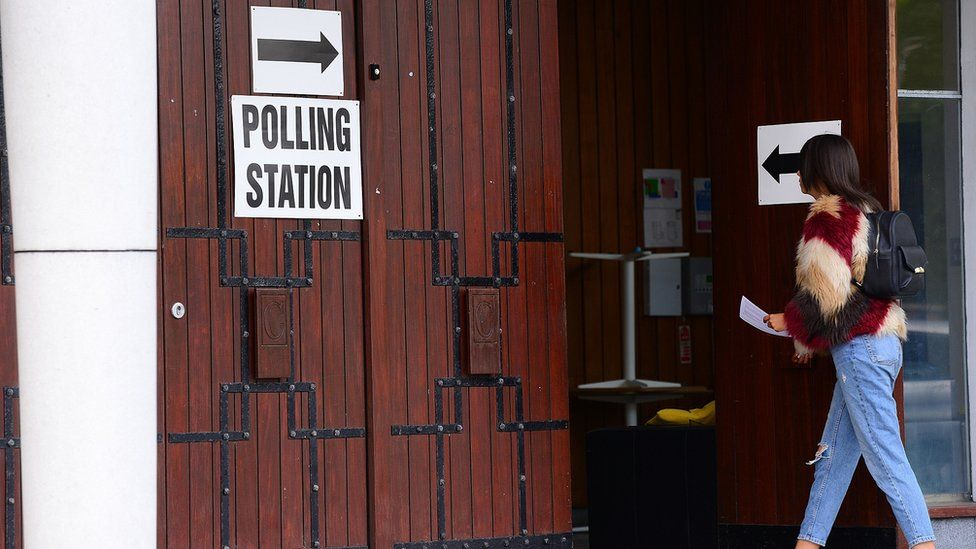 European election: Northern Ireland turnout 45.14%