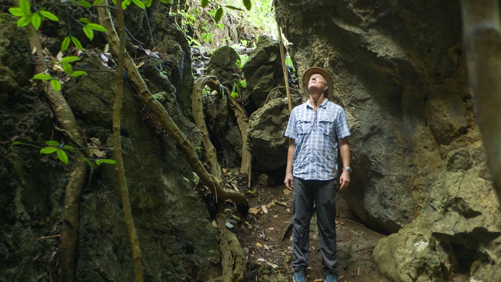 Duncan Gilmour retracing his grandfather's footsteps in Kayah state