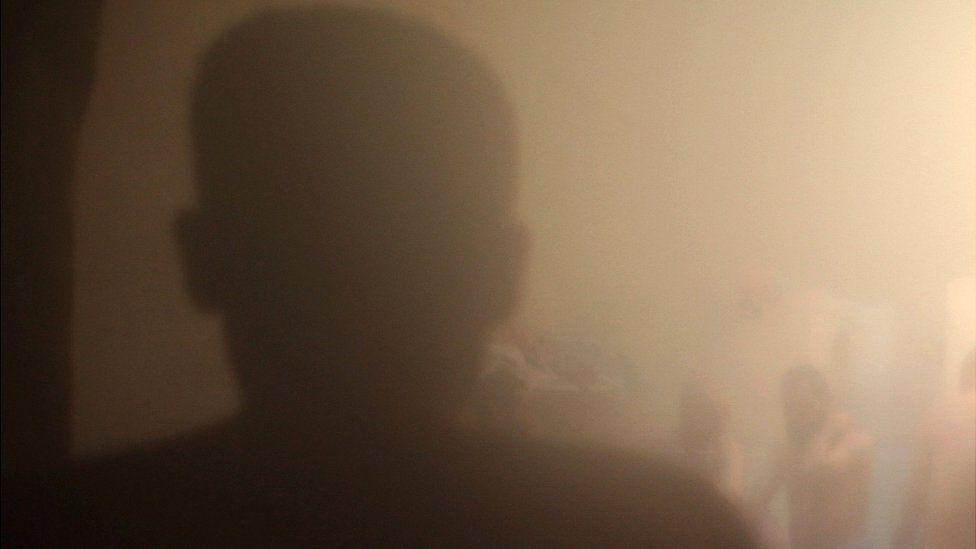Steam room, file pic