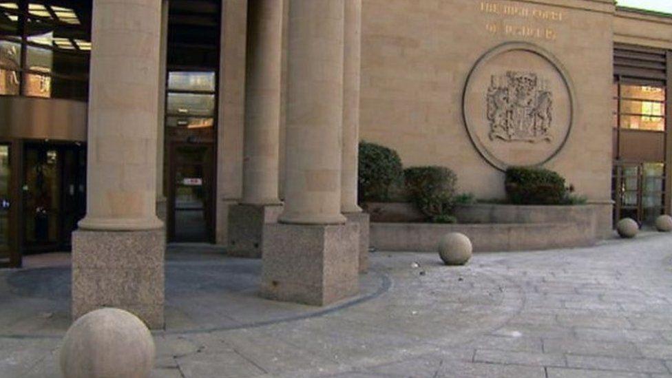 High Court in Glasgow