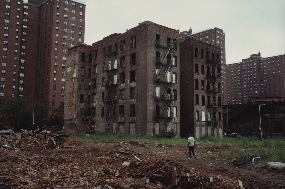 East Harlem buildings