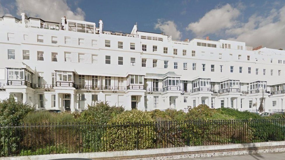 Chichester Terrace, Brighton