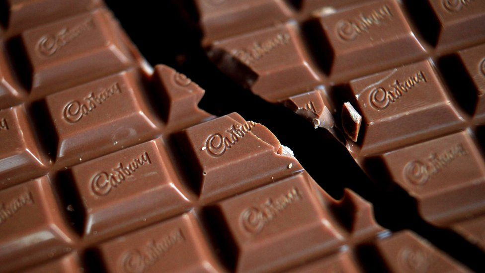 Chocolate prices have fallen
