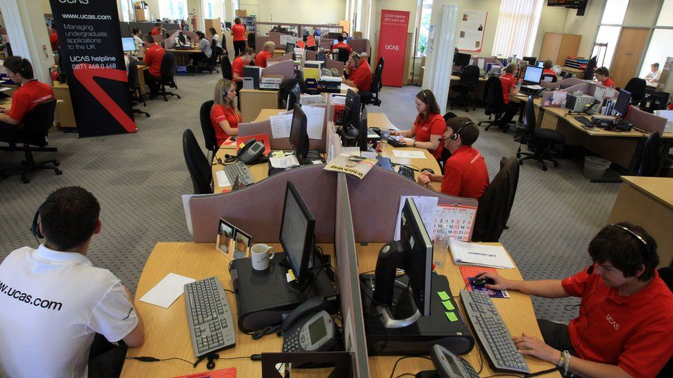 Clearing call centre