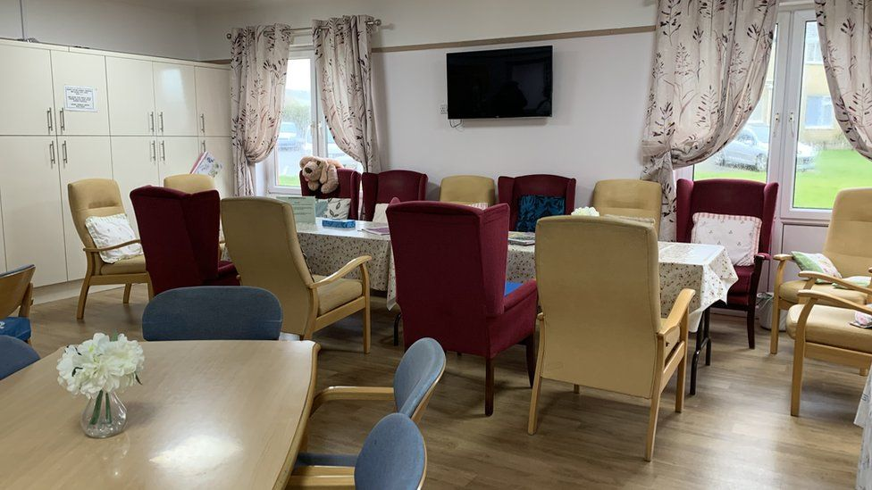 The adult day care centre at the Western Wellbeing Centre
