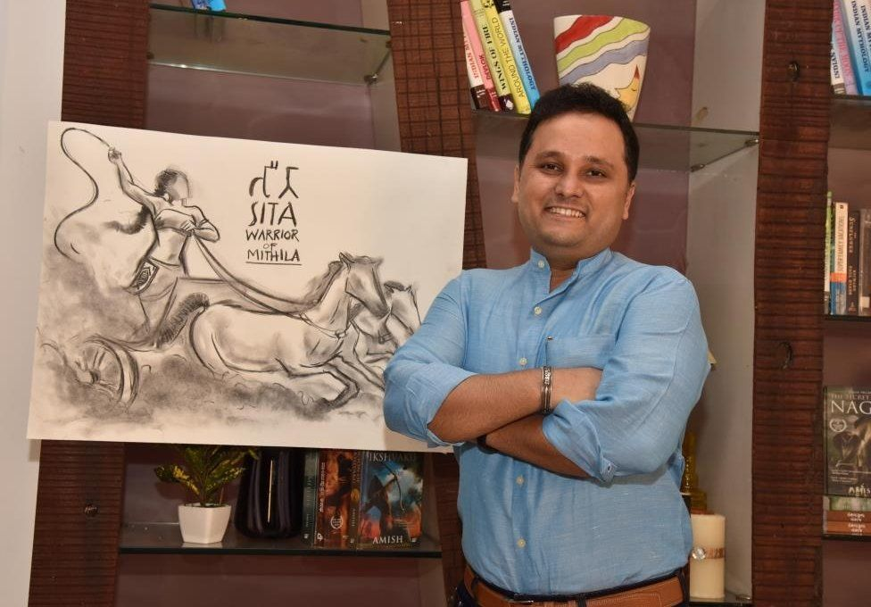 Amish Tripathi: 'India's Tolkien' of Hindu mythology - BBC News