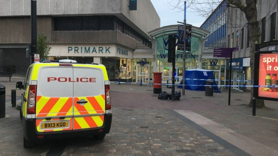 Wolverhampton hammer attack: Man charged with attempted murder