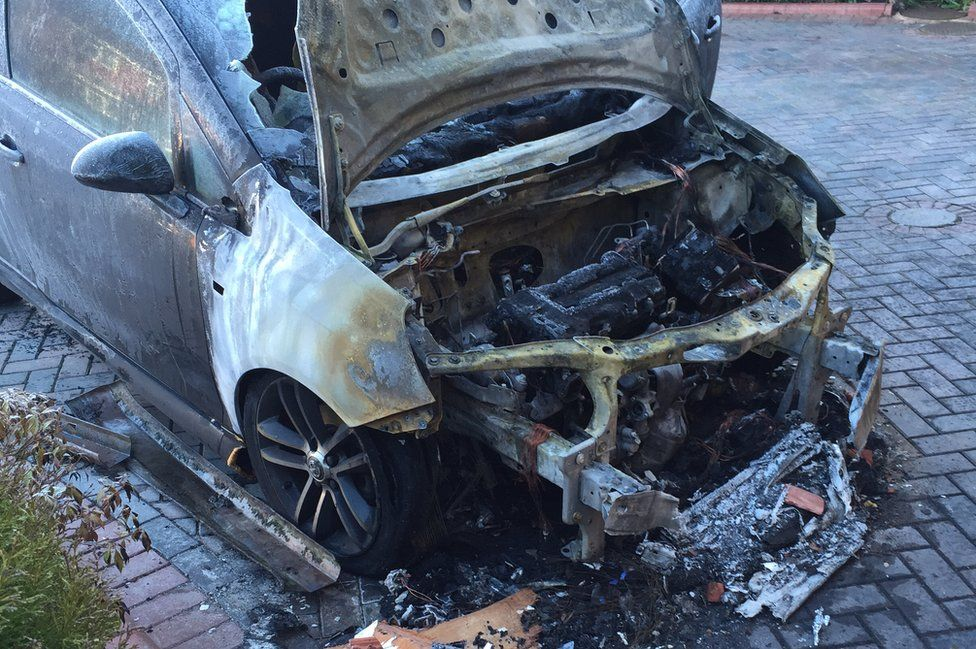 Vauxhall Corsa fires: 'Answers needed', say customers - BBC News