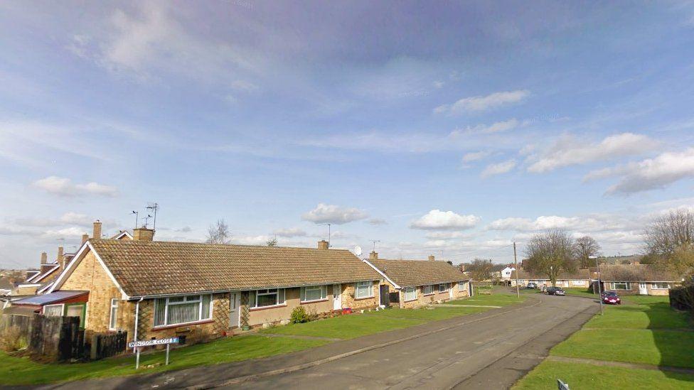 Windsor Close, Daventry