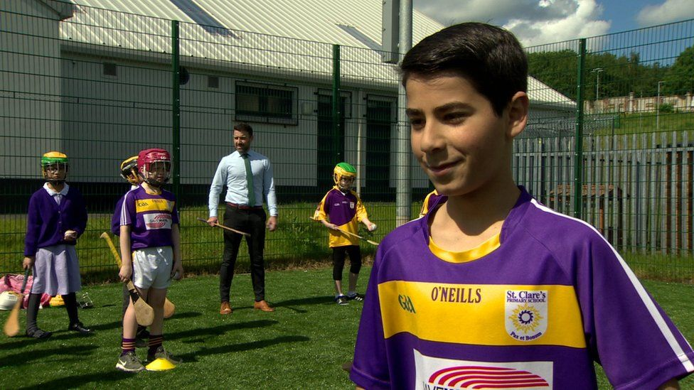 The Syrian boy in Belfast who charmed social media with his language skills