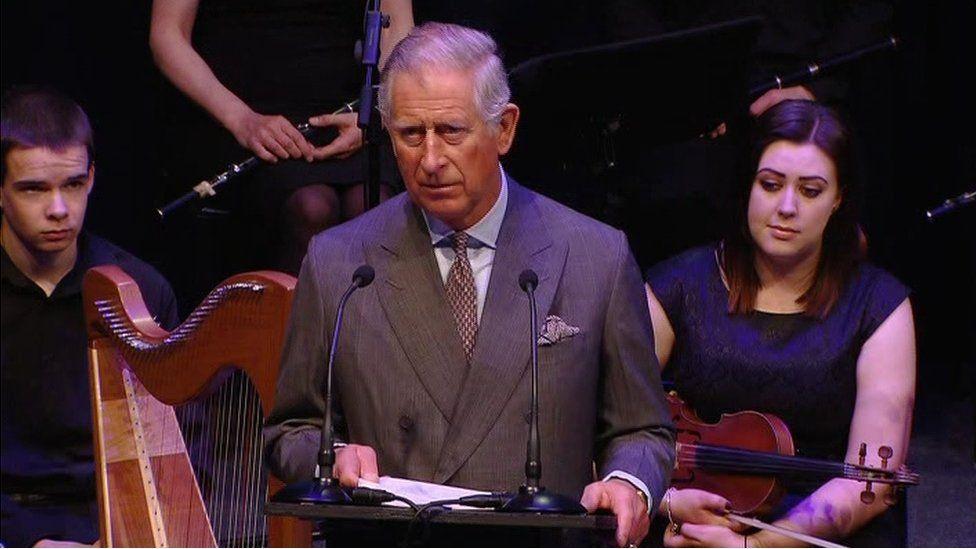 Prince Charles 2015 speech