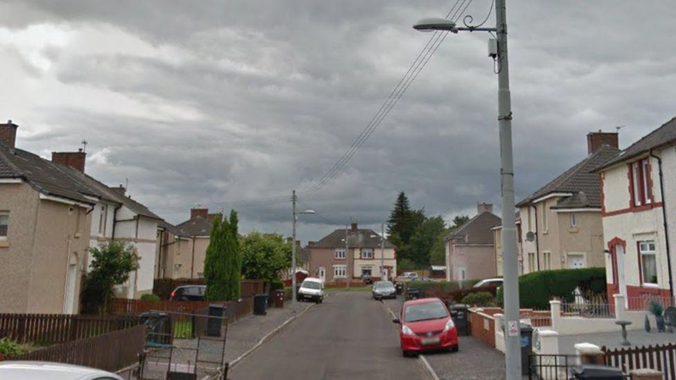 Gairfield Avenue, Bellshill