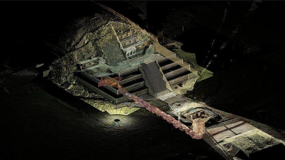 México: ¿qué se sabe del misterioso túnel descubierto bajo las pirámides de Teotihuacán y por qué nunca se abrirá al público?