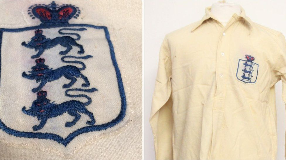 England shirt Hansons