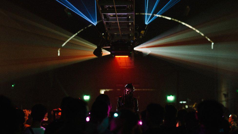 DJ at Dystopia987