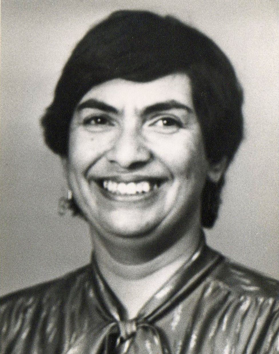 Nathan's mother, Margaret