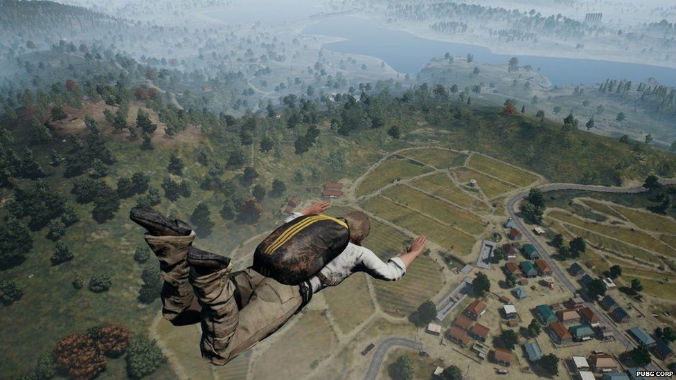 PubG creator says games need 'better protection' from copycat titles - BBC  News
