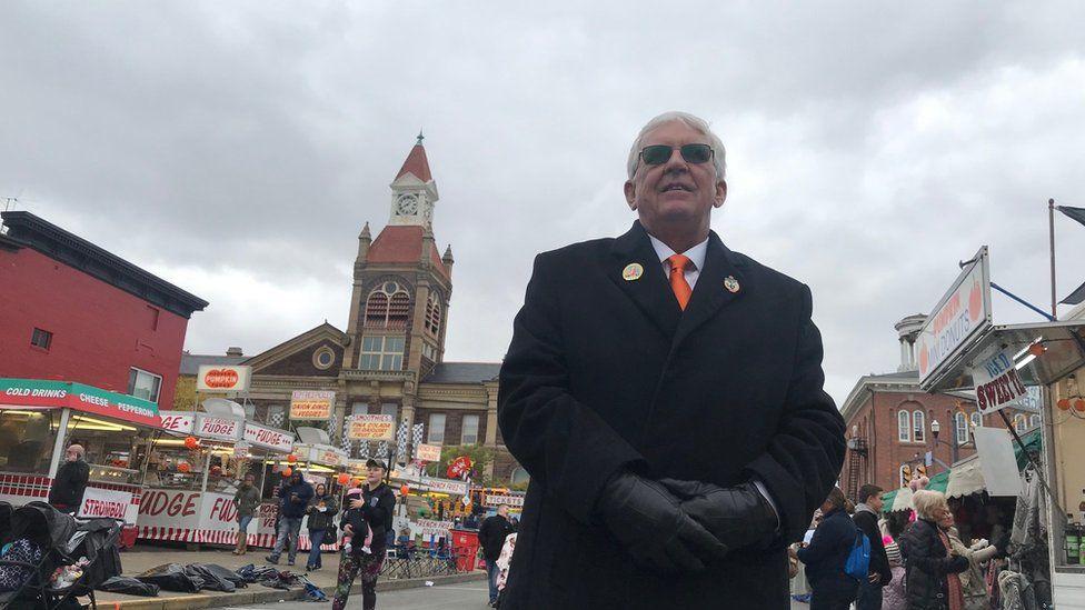 Mayor Don McIlroy