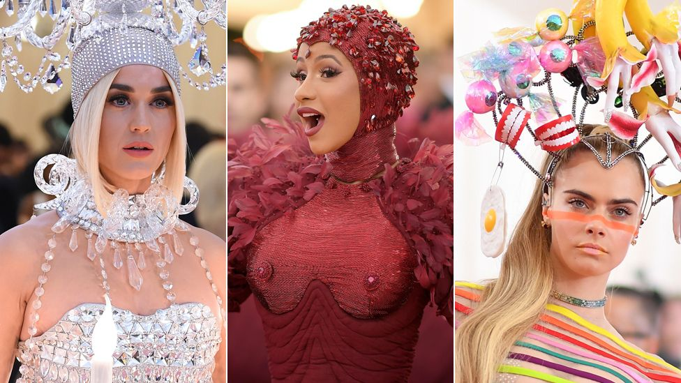 Met Gala 2019: Celebrities reveal their 'campest' looks on the red