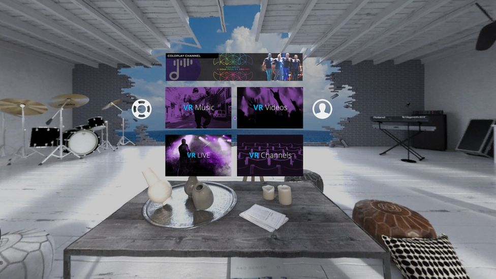 Virtual band studio