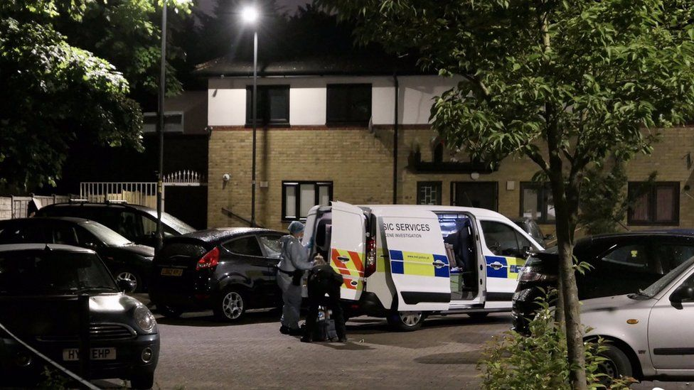 Harlesden shooting: Arrest after boy, 2, and mother among four hurt