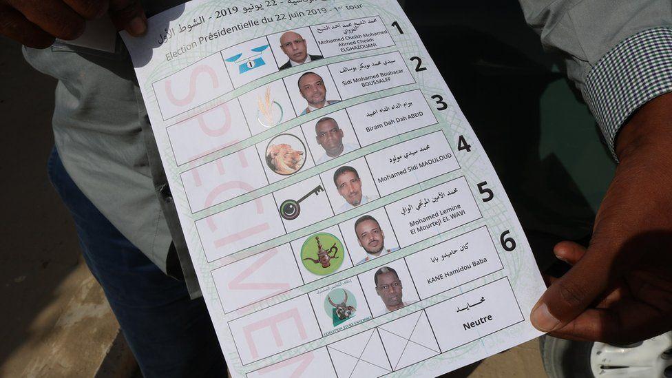 Fin de la campagne présidentielle en Mauritanie