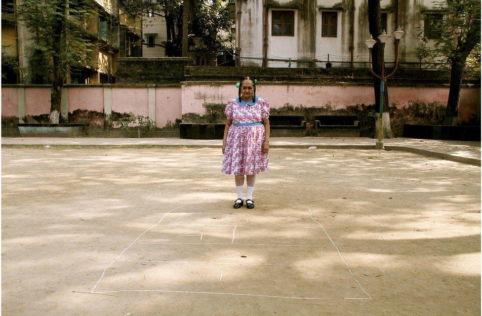 Grandmother Indri