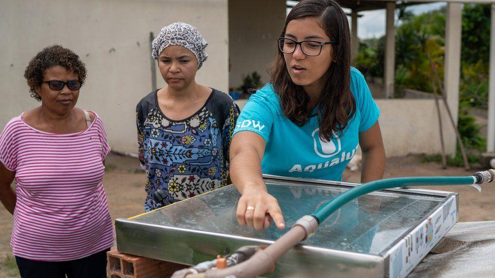 Jovem baiana é primeira brasileira a ganhar prêmio global da ONU sobre meio ambiente