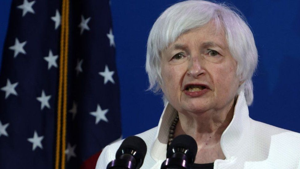 Janet Yellen pledges greater United States worldwide co-operation