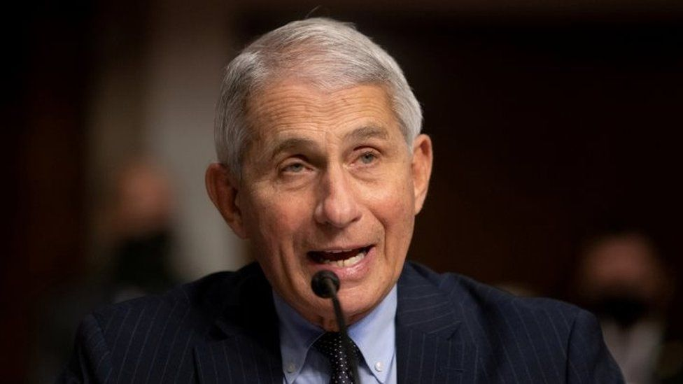 Covid: Fauci warns Christmas is 'greater challenge' than Thanksgiving