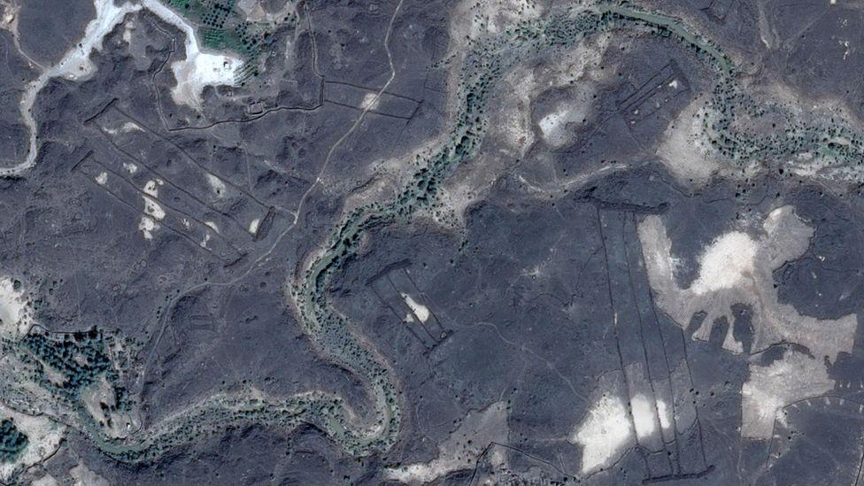 As misteriosas estruturas de pedra encontradas com Google Earth na Arábia Saudita