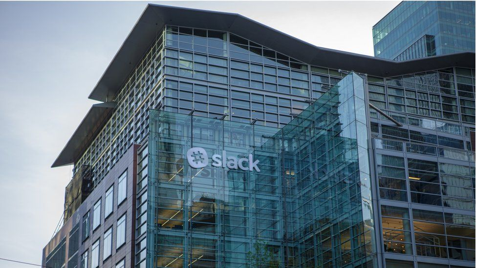 Slack's headquarters