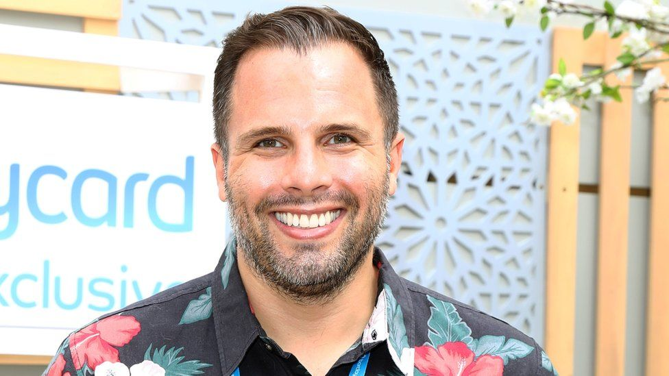 Dan Wootton left The Sun to join the new GB News Channel