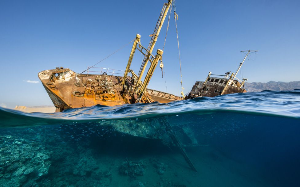 Georgios shipwreck