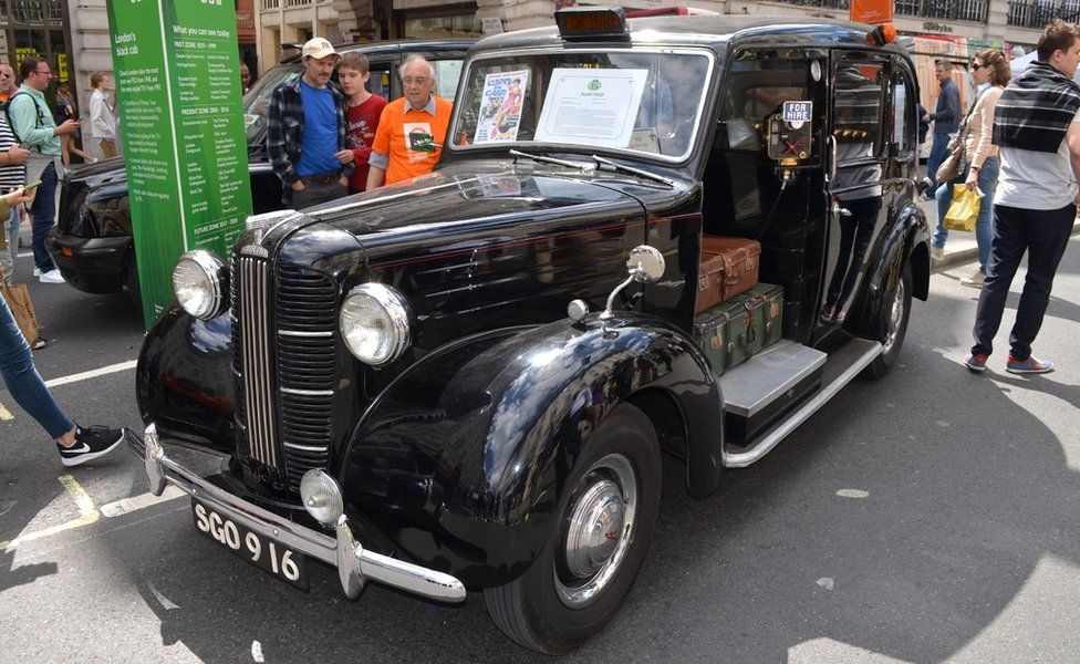 Taxi from 1948