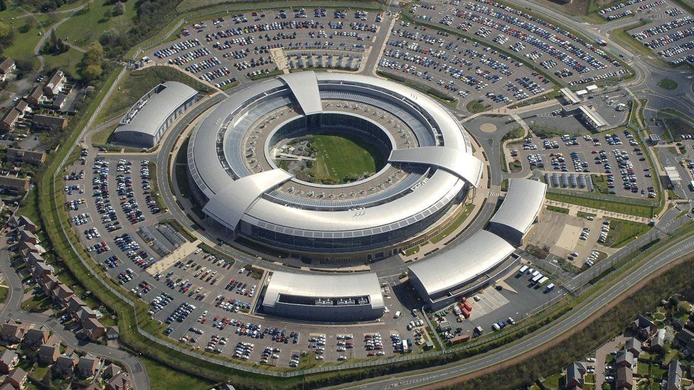 The Mikey-Sakke protocol was designed by GCHQ, which is based in Cheltenham