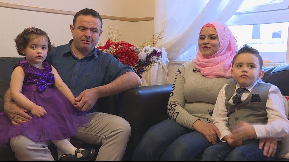 The Alaghbar family