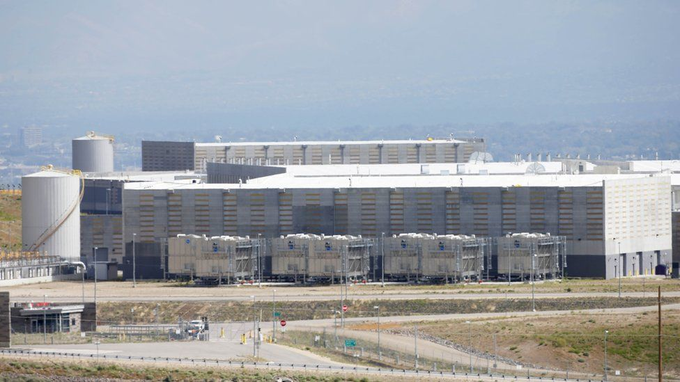 NSA facility in Utah