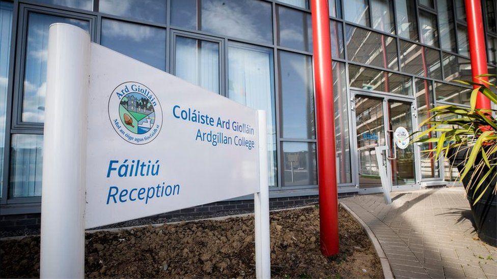 Ardgillan Community College in County Dublin
