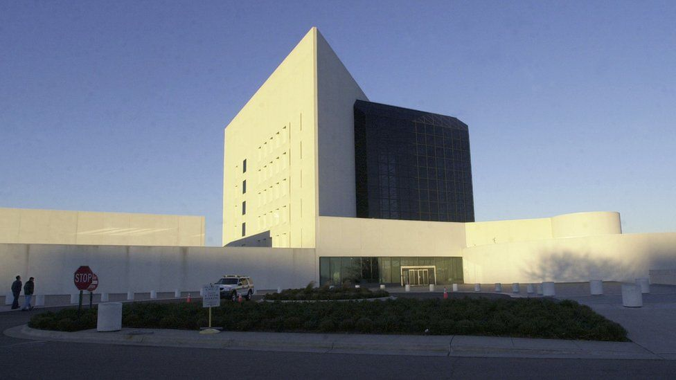 The John F. Kennedy Library and Museum in Boston