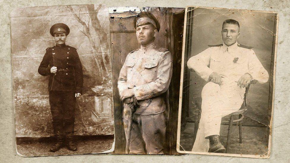 Донос брата, смерть на фронте, эмиграция. Как Первая мировая перевернула жизнь трех братьев из России