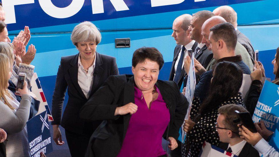 Ruth and Theresa
